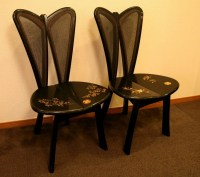 Okura Oriental Art Blog: Butterfly Chair?! /