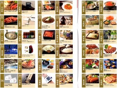 オリックス株主優待Aコース2019年