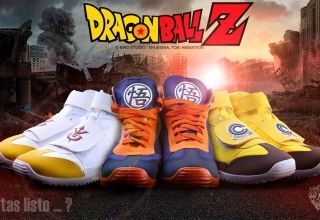 Zapatos Dragon Ball