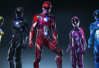Power Rangers Trajes