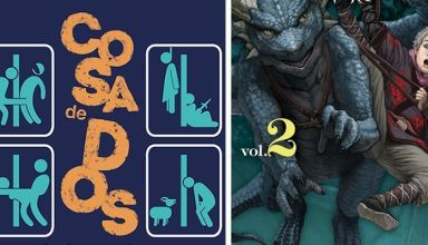Cosa de Dos Monster x Monster 2