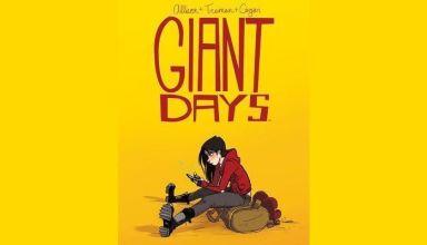 Giant Days Fandogamia