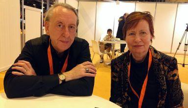 Bryan Talbot y Mary M Talbot
