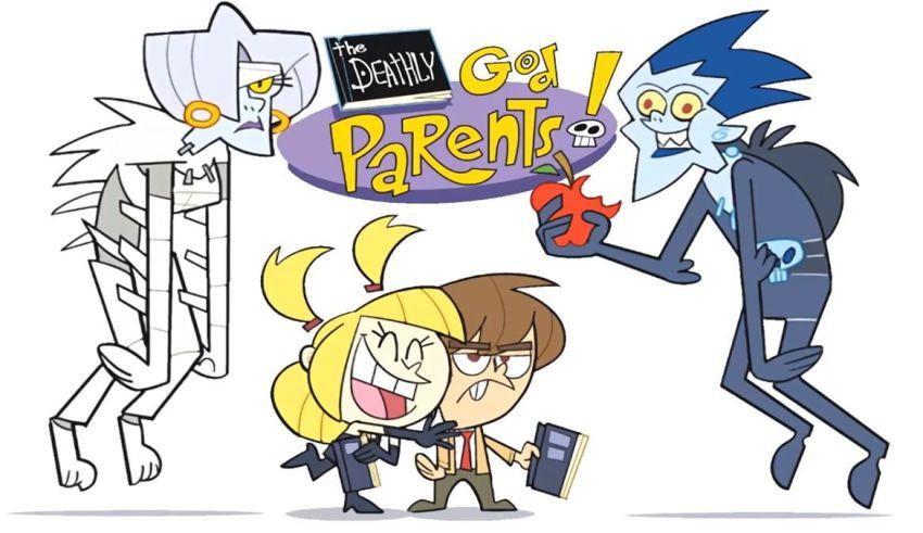 Deathly God Parents vs Death Note de Netflix