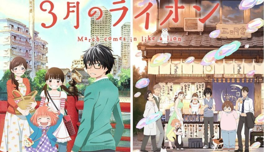 Sangatsu no Lion Review
