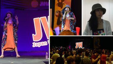 Kanako Ito en Japan Weekend Madrid