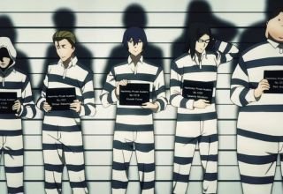 Prison School Manga Anime