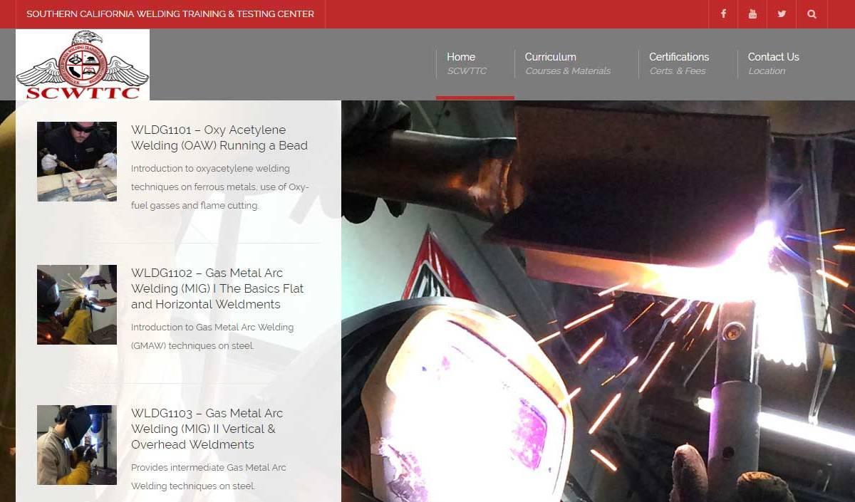 Okventura Portfolio Educational Website Design