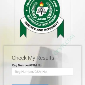 How to Check JAMB UTME result via online/SMS