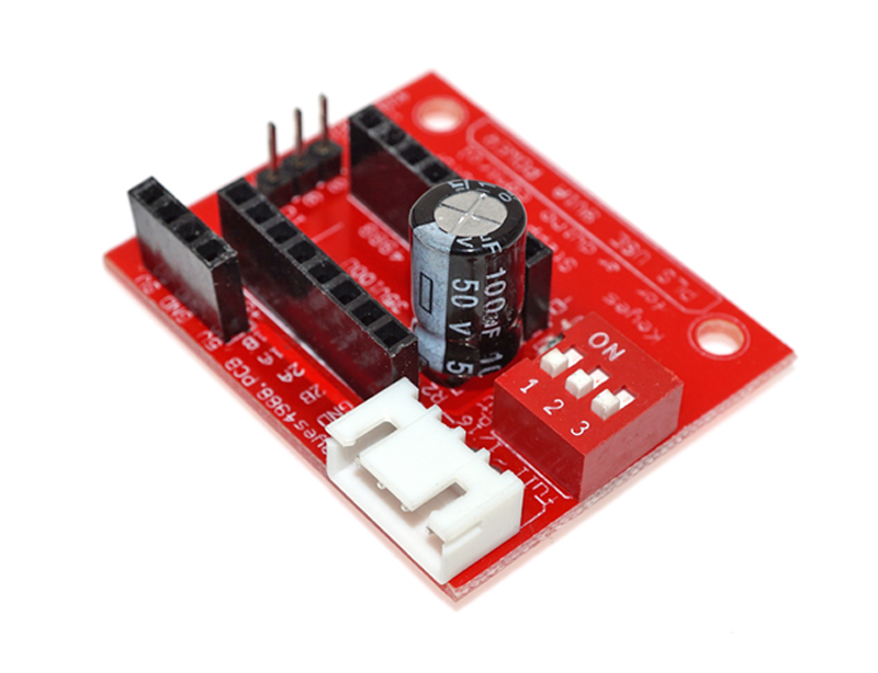 Relay Switch Motor Controller