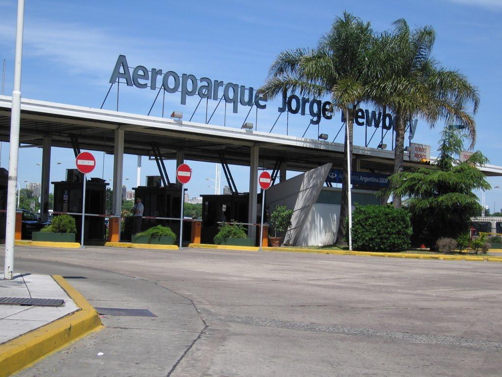 Aeroparque-Jorge-Newbery - Olá Argentina
