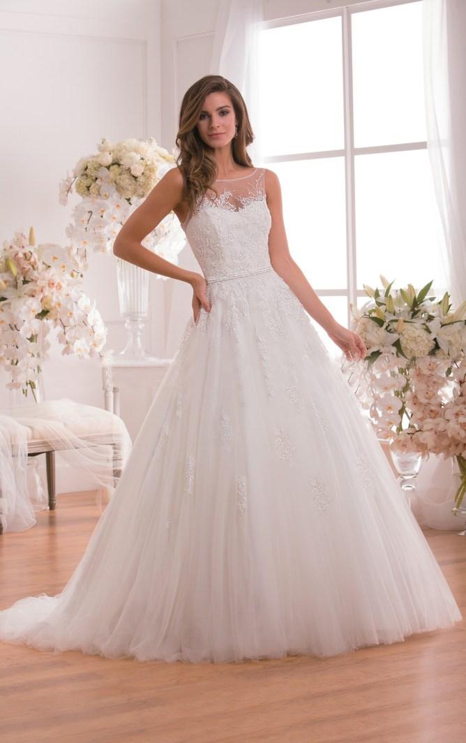 Ball-Gown-Sleeveless-Natural-waist-Floor-length-Bridal-Gown-12513