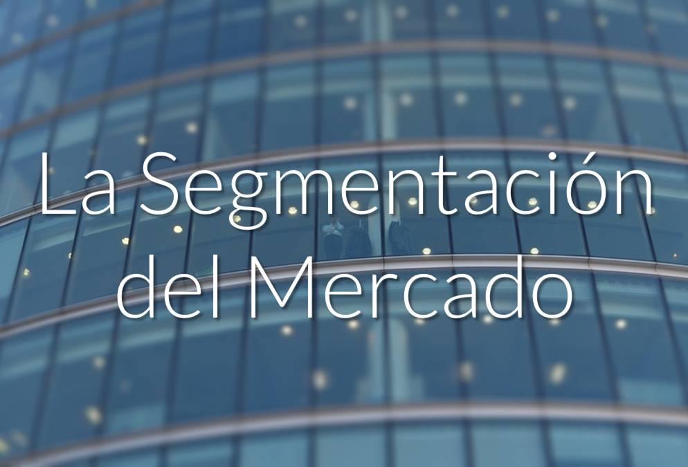 Principales criterios de empresas para segmentar el mercado