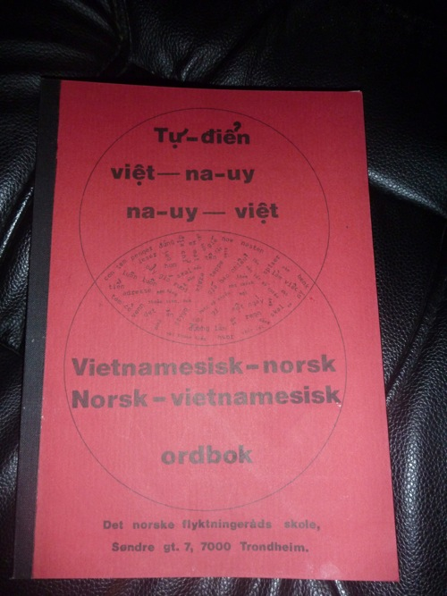 Vietnamesisk-norsk/norsk-vietnamesisk ordbok (2304)
