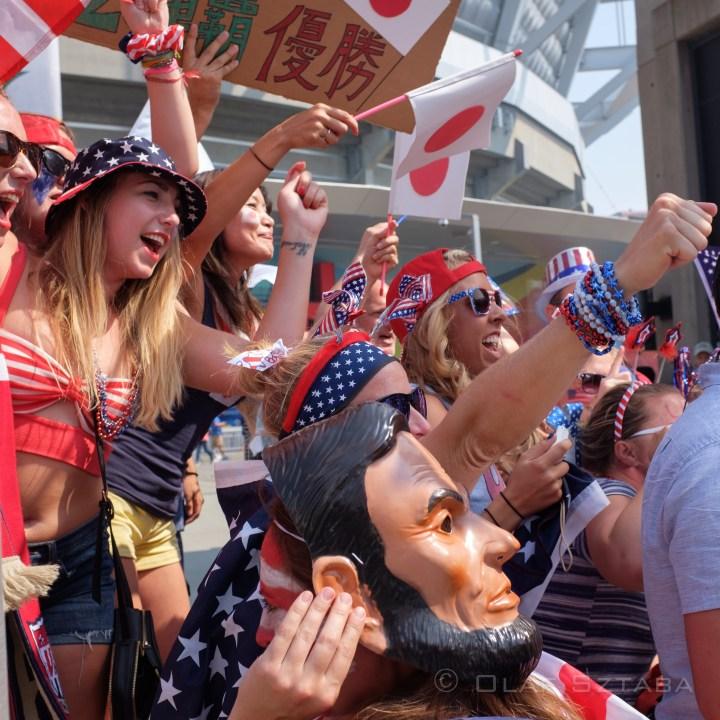 Congratulations Team USA