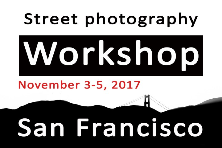 Streets of San Francisco Photography Workshop