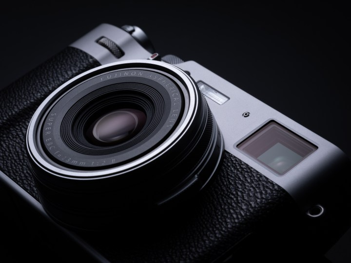 Getting sentimental about the X100 and V
