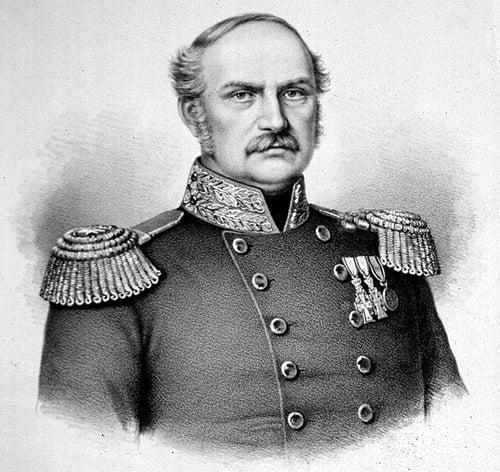 General Olaf Rye