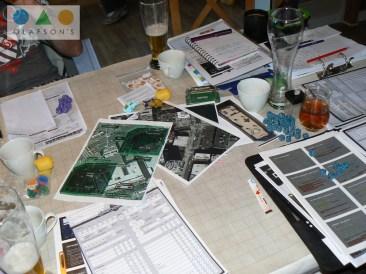 Unser Spieltisch