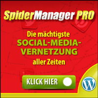 WP Plugin SpiderManager pro