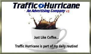 Traffic Hurricane - Daily Routine addictive like drinking coffee