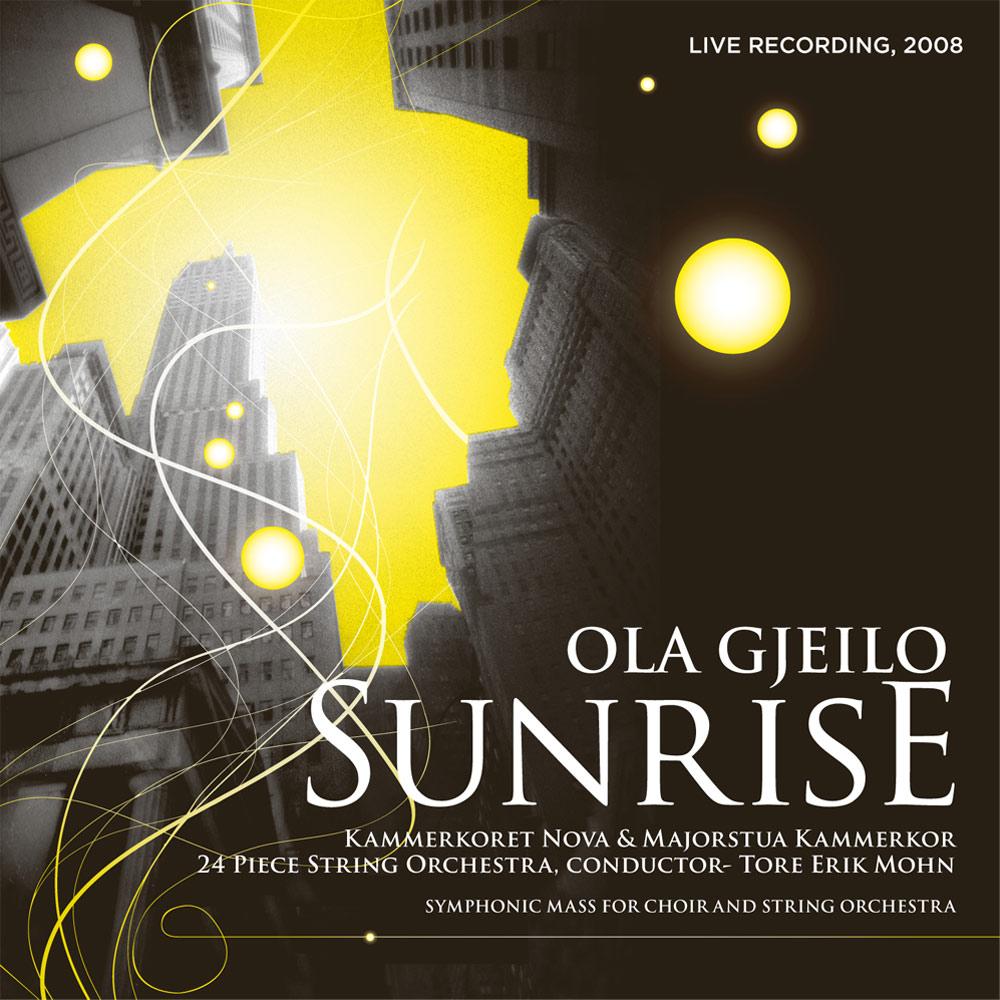 Sunrise Mass  Ola Gjeilo