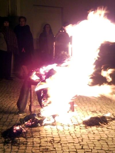 burningchair