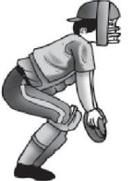Teknik Dasar Softball : teknik, dasar, softball, Teknik, Menangkap, Softball, Penjelasannya, OlahragaPedia.com