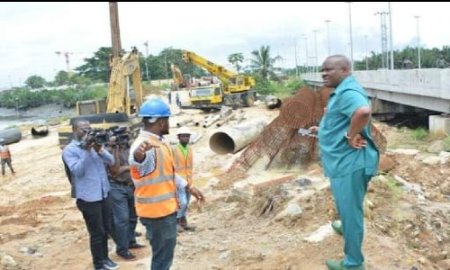 My Projects are Designed for Economic Prosperity of the State- Governor Wike