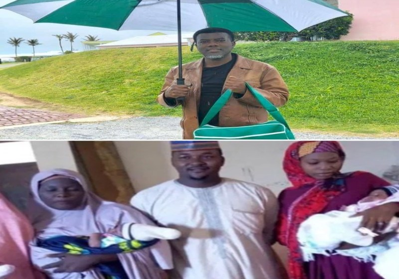 See Reaction of Reno Omokri to Man Whose Dream is to Father 40 Children