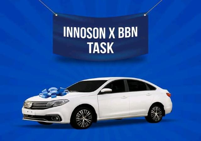 BBNaija S6: Winner of Innoson Vehicle Task Today, September 28 (Video)
