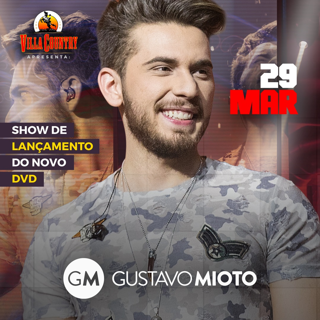 Gustavo Mioto no Villa Country