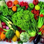 saúde verduras legumes frutas higiene