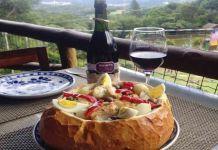 Guia do Turismo Brasil Quinta do Olivardo Adega & Restaurante