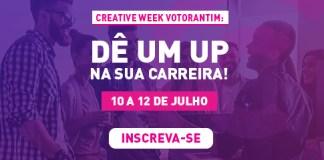 CREATIVE WEEK BELAS ARTES SOROCABA-VOTORANTIM Evento reúne palestras com drops de conteúdos ligados às áreas da instituição