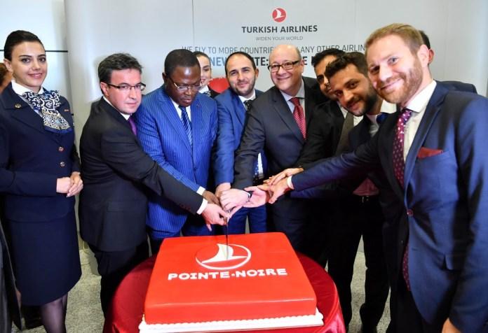 Poin-Noire, segunda maior cidade da República do Congo, é o novo destino da Turkish Airlines