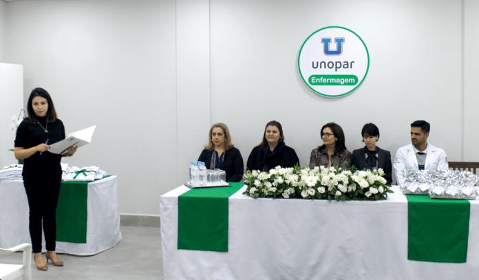 2ª Cerimônia de Entrega de Jalecos Polo Unopar de Itapetininga. Foto: divulgação