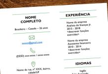 Para fazer um currículo de sucesso, profissionais do CEBRAC - Centro Brasileiro de Cursos, montaram um check list dos principais erros que você deve passar longe