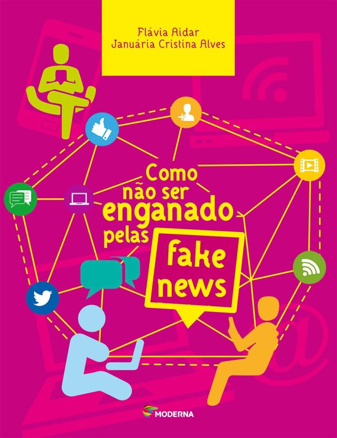 Flávia Aidar e Januária Alves lança o livro Como não ser enganado pelas fake news em São Paulo
