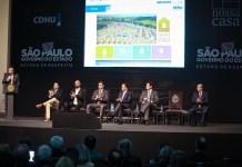 Governo de SP apresenta a primeira fase do programa habitacional Nossa Casa