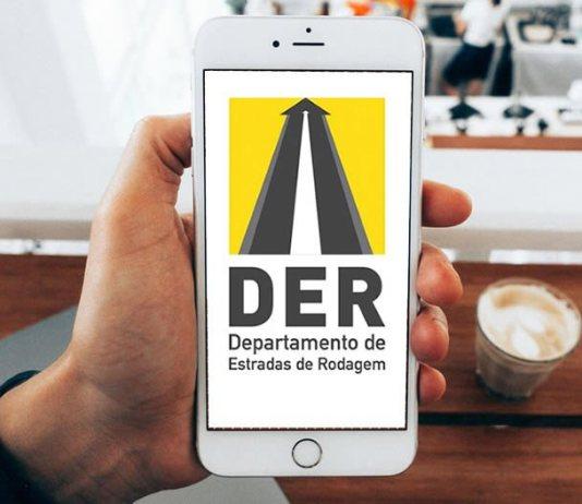 Aplicativo DER Online ganha funcionalidade para defesa de autuação