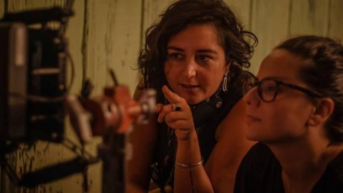 A diretora Cíntia Domit Bittar participa de live da Fundação Cultural Badesc - crédito Kamila Novaes