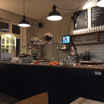 Rolo, petit café portugais