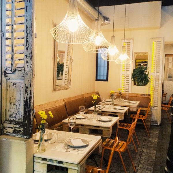 calle 30 restaurant steakhouse madrid