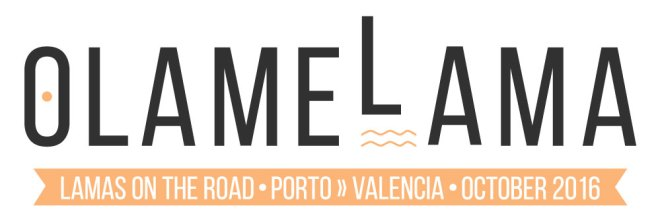 Roadtrip Project Lamas on the road - Olamelama blog