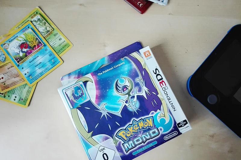 Olamelama - Lama Diaries 8 - Novembre - Pokemon Soleil Lune