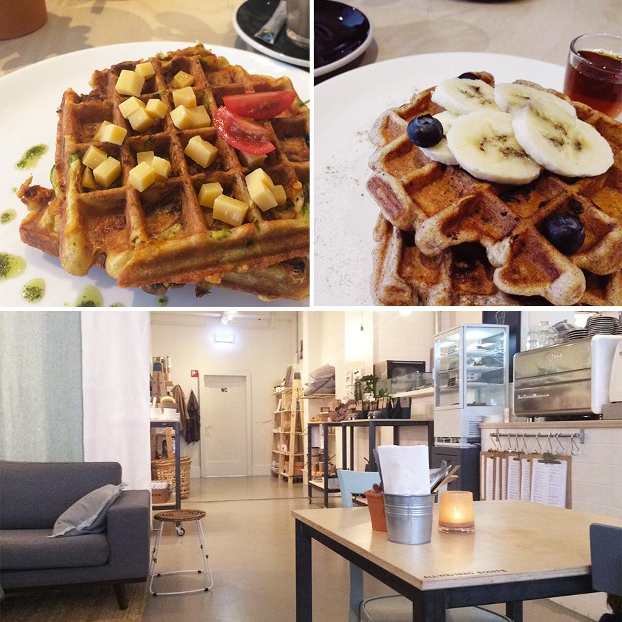 Rotterdam - Keet Waffles - Olamelama blog