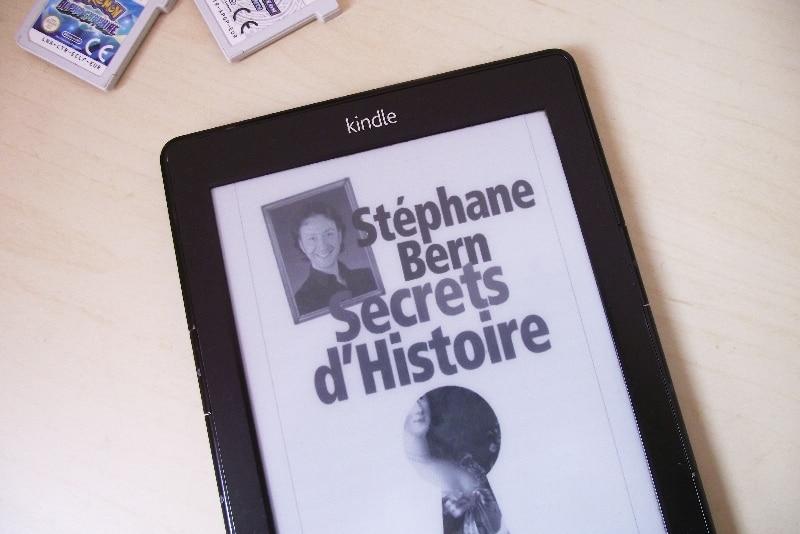 Secrets d'histoire de Stéphane Bern - Lama Diaries - Février 2017 - Olamelama