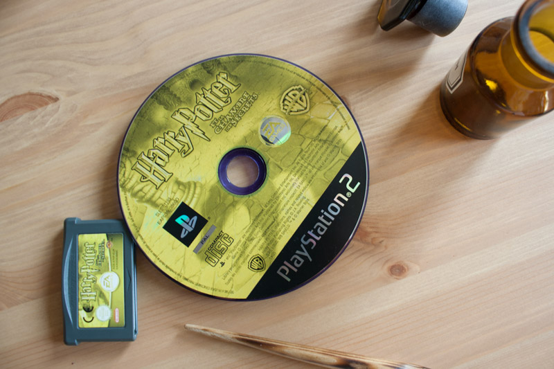 Harry Potter tag - Jeux vidéos - Olamelama