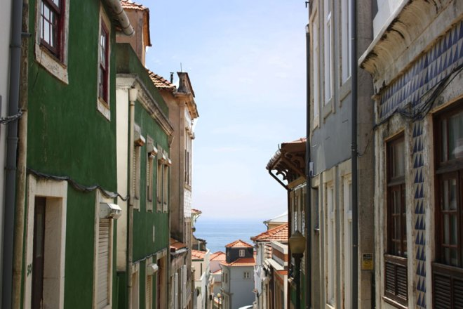 Porto - Foz - Olamelama
